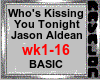 Trigger Song Who's Kissing You Tonight - Jason Aldean