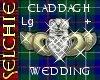 !!S Claddagh F RH lg+