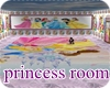 princess baby room
