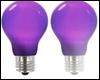 Purple light animated