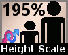 Height Scaler 195% F A