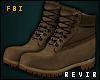 R║FBI Agent Boots