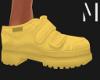 T+M | Yellow Canvas