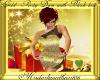[Mdh]Gold Party Dress PB