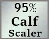 95% Calves Calf Scale MA