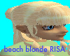 beach blonde RISA
