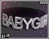 3D Choker | Babygirl