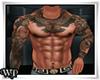 P5* Body Tattoo Ben