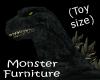 ! Godzilla Toy !