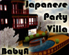 BA Japanese Party Villa