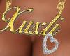 Xuxli Custom Name Chain