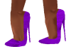 Emily Purple Heels