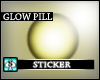 (AS) Glow Pill - Yellow2