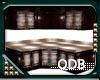 QDB:Mocha Kitchen Island