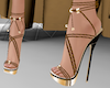 NT PromFantasy Heel Gold