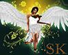 (SK) Fairy Wedding Dress