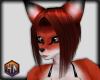 Red foxy Hair short