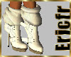 White D. Boots