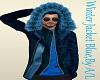 A/L Winter Jacket  Blue