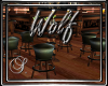 (SL) Wolf Bar Table