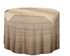 vk. table cake beige