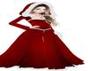 Christmas Fur Gown