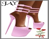 S/T Pink Heels *JC*
