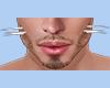Cat Mustache 421