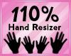 Hand Scaler 110%