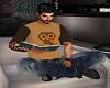 Nerdy Avi w/Book & Poses