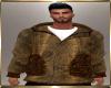 Brown Hutting Jacket