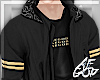 """Ⱥ"""" Black Jacket A"""