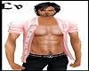 Sexy Pink Mens Shirt