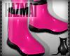 [CS] HazmatPink Boots .M
