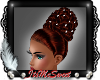 Sum Bridal Hair Chestnut