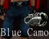 Blue Camo w Scorpion