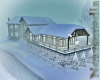 Snowy winter cabin 2020
