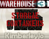 Warehouse 31 Containers
