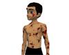 Blood Splattered Skin