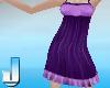 Purple Dream Night Gown