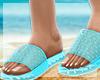 🌊 JELLY Slides Aqua
