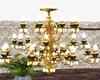 A.McQueen chandelier
