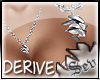 *S Pearl Encase Necklace