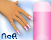 Pink/FrenchManicure