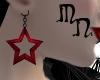 ~MN~Vitae Star Earrings