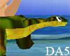 (A) Pool Turtle Green