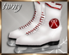 Peppermint Ice Skates