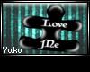 {Y} Love Me PVC Puzzle