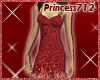 *P712 Couture* Red Dress