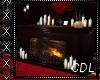 !C* Romantic Fireplace